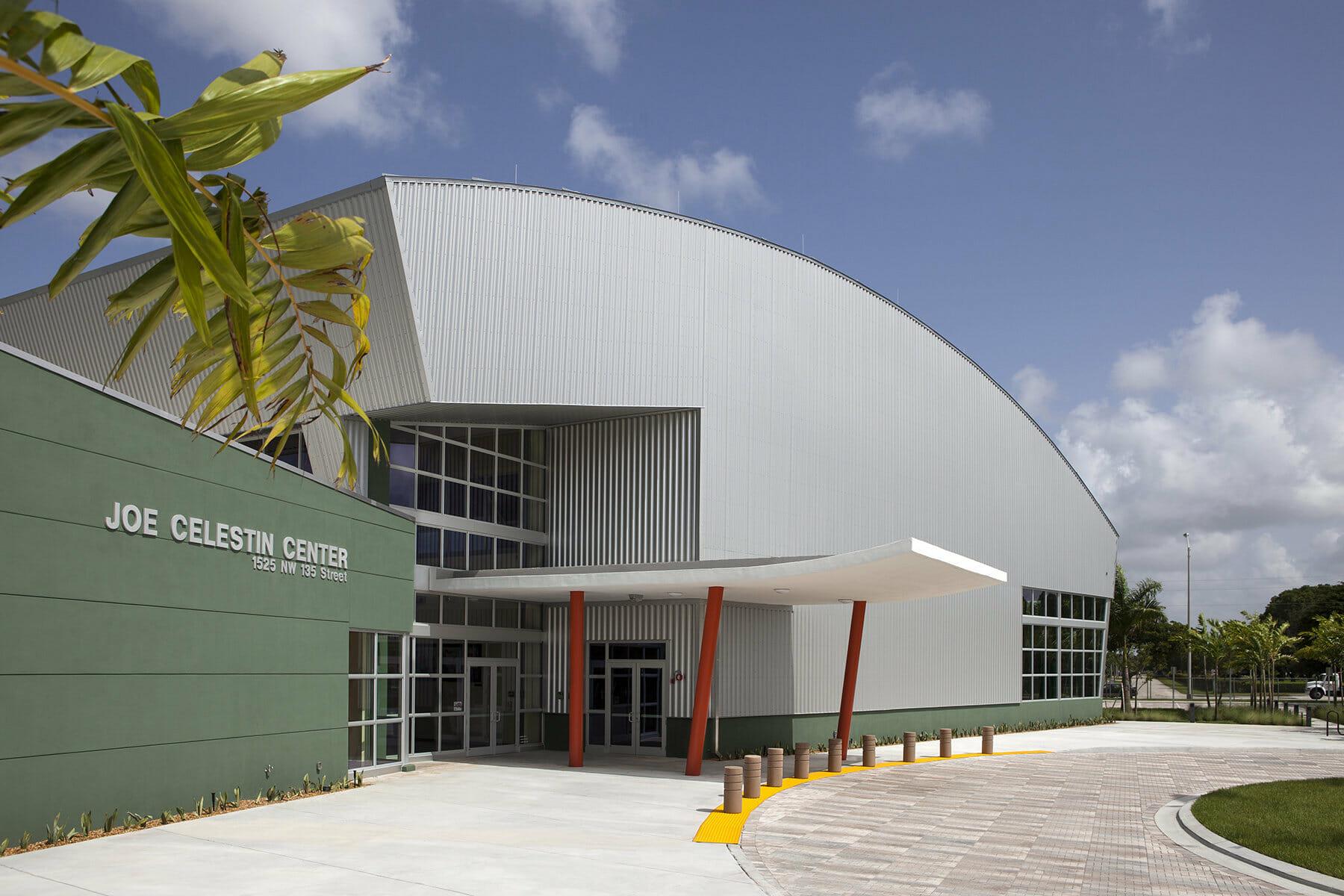 Joe Celestin Center